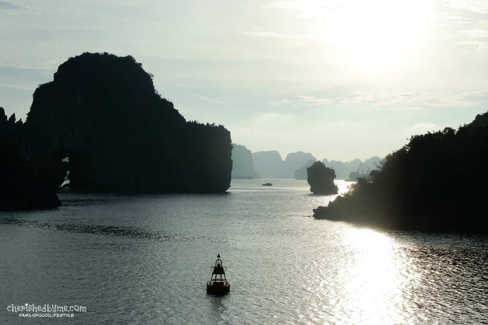 Halong Bay sunrise  | cherishedbyme.comcherishedbyme.com