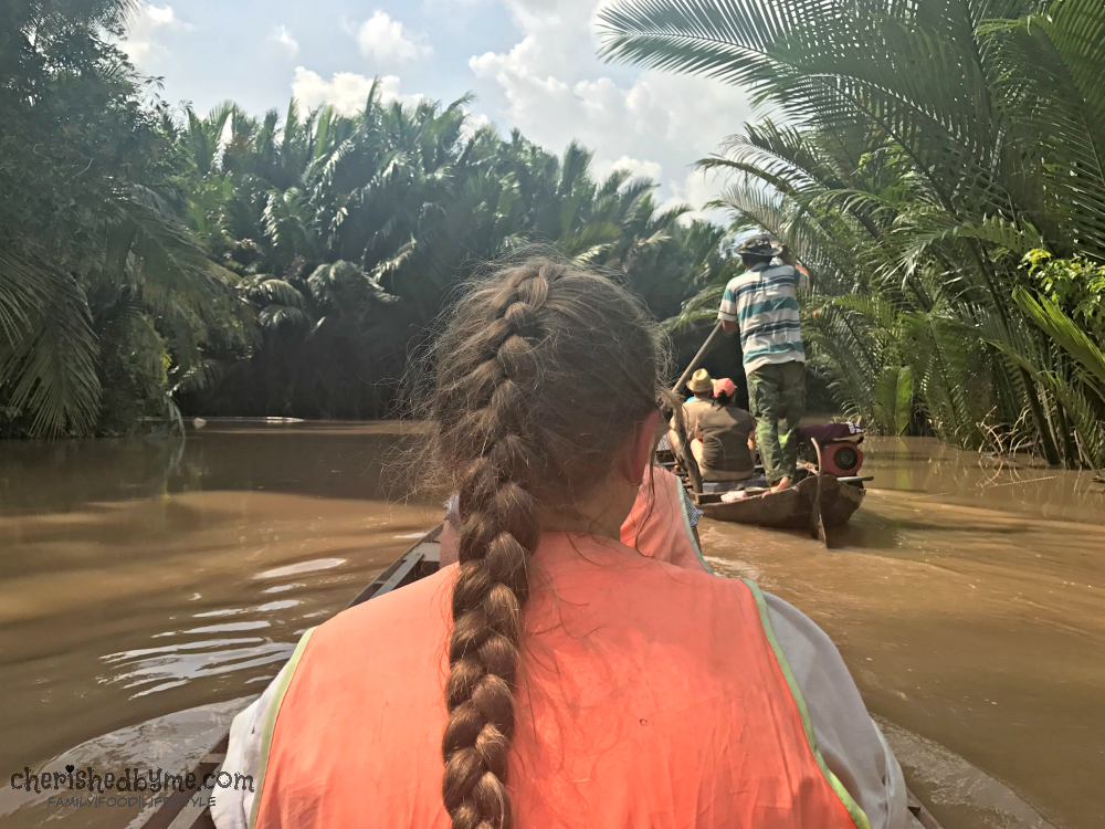 The stunning Mekong Delta | cherishedbyme.com